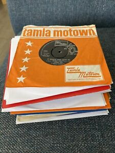 "38 X Soul & Motown 7"" Vinyl Singles Great Job Lot EX"