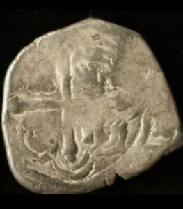 ATOCHA ERA (4) REALES LAND TREASURE 1622 MEL FISHER
