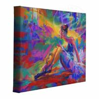 Blend Cota The Ballerina Wrap 11 x 14 Gallery Wrapped Canvas