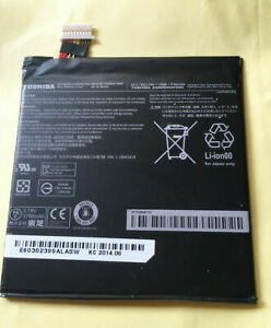 Genuine Battery Batteria For Toshiba Encore WT8-B32CN PA5203U-1BRS  14Wh