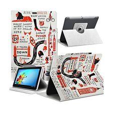 """Housse Etui Motif MV02 Universel S pour Tablette Polaroid Rainbow+ 7"""""""