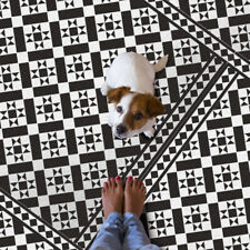 Chelsea Victorian TILE STENCIL Home Decor TILE Pattern Paint Walls & Floors