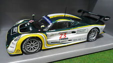 LOTUS ELISE GT1 BENETTON GP 1997 BOLDRINI MARTINI 1/18 CHRONO voiture miniature