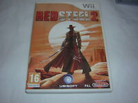 NINTENDO WII Red Steel 2