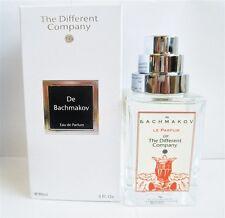 The Different Company De Bachmakov Eau de Parfum Women New in Box 90 ml 3 oz