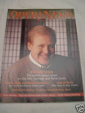 Opera News - March 1999 - Richard Leech