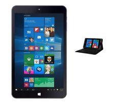 """Digiland DL808W 8"""" Windows Tablet Bluetooth Dual Camera - Black"""