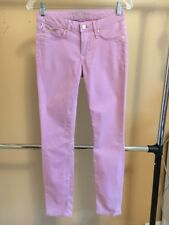 NEW Authentic Robin's Jean Light Purple Casual Skinny Women Pants Size 27