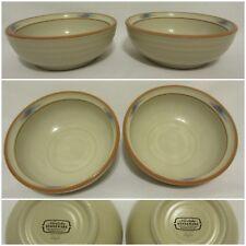 Noritake Stoneware Raindance 8675 Santa Fe Southwestern Cereal Bowl Vintage Set2