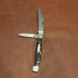CASE TESTED XX 6299 GREEN BONE KNIFE