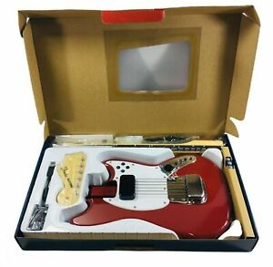 Brand New Playstation 3 Ps3 Guitar Hero Rock Band 3 Controller Fender Mustang