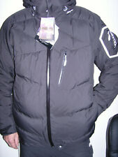 NEW Salomon Symphony 650 Down Winter Mountain Jacket - Black - Men's XL