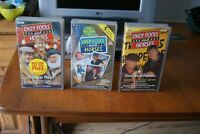 3 x Only Fools and Horses VHS tapes - BBC Video
