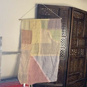 urban outfitters hanging wall tapestry decor Boho Hippie Patchwork