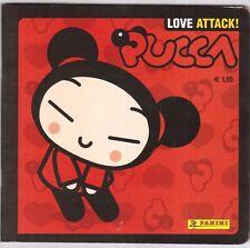 Pucca Love Attack /Leeres Album / Neu / Panini / Selten / Rar