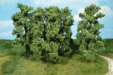 Heki 1763 4 árboles de hoja caduca 18cm ARTLINE