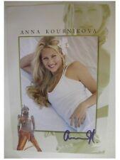 Anna Kournikova Poster Great Sexy Commercial