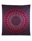 Indian Decor Mandala Tapestry Wall Hanging Hippie Throw Bohemian Bedding Cover