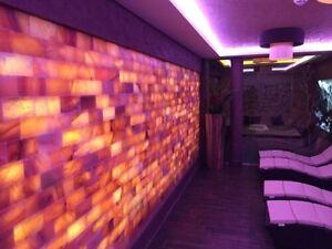 LED RGB Strips für die Sauna Set 5m +Zuleitung Saunabeleuchtung Saunalicht