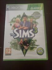 The Sims 3 Xbox 360 Game PAL Region (NEW & SEALED)
