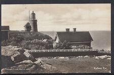 Sweden Postcard - Kullens Fyr Lighthouse, Scania    RS6523