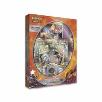 NIB Pokémon Ultra Beasts GX Premium Collection Box Buzzwole GX 8 Booster Packs