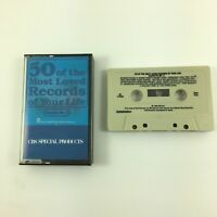 50 of The Most Loved Records of Your life CBS Special cassette No 2