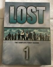 Lost The Complete First Season 7 Discs Set 2005 1068 min
