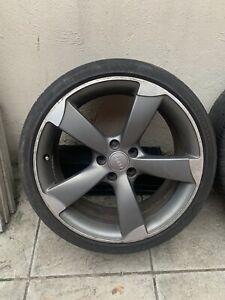 Audi Rotor Alloy Wheels Genuine 19