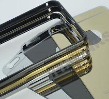 Luxury Aluminium Ultra-Thin Mirror Metal Case Cover For  iPhone 5, 5s, 6, 6 Plus