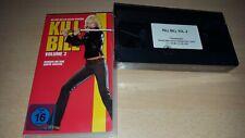 Kill Bill 2 - Uma Thurman (Die Braut) - seltenes Pressetape NEU & OVP - VHS