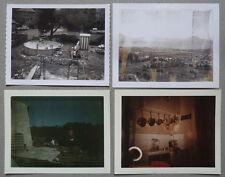 Lot de 29 Photos Polaroid Vers 1970/80