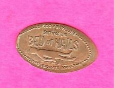 """Discovery Cube Orange County California """" Bed of Nails"""" Elongated Pressed Penny"""
