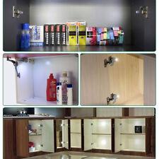 Cabinet Cupboard Closet Wardrobe Door Inner Hinge LED Sensor Light Kitchen Hot
