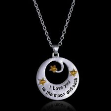 """""""I Love You FOREVER"""" New Mom Mother Friends Pendant Necklace Gift"""