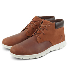 Timberland Graydon Leather Chukka A1R12 UK 11 New RRP £120