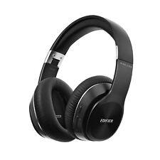 Edifier W820bt Bluetooth Headphones Foldable 80 Hours of Battery - Black