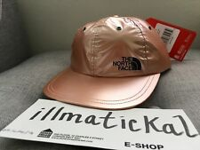 Supreme/ The North Face Metallic 6 Panel Hat Rose Gold IN HAND