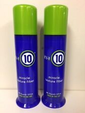 2 It's a 10 Miracle Texture Fiber 3 oz with free shipping