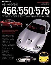 Ferrari 456 550 MARANELLO 575M Superamerica 465GT Archives Scuderia BOOK