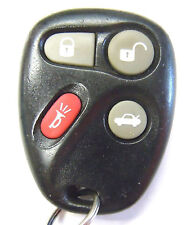 keyless remote 00 Buick LeSabre control 25665575 #2 transmitter key fob entry