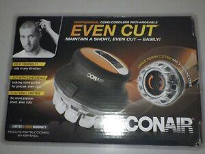 ConairMAN Even Cut Cord/Cordless Rotary Hair Cut Cutting Kit