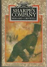 Sharpe's Company by Bernard Cornwell 1st British Edition Hc
