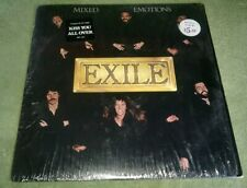 Exile Mixed Emotions LP Warner Brothers 1978 Kiss You All Over Shrink Wrap