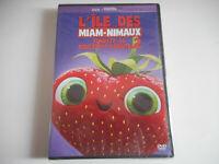 DVD NEUF - L'ILE DES MIAM-NIMAUX / TEMPETE DE BOULETTES GEANTES 2 - ZONE 2