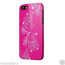 OXO Coque Backcover Bling Butterfly Diamant pour iPhone 6 - 4,7""