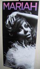 Mariah Carey Original Double Sided Promo Print E=Mc2 Touch My Body Very Cool
