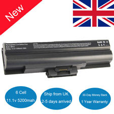 6Cell Laptop Battery for Sony Vaio VGP-BPS13B/Q VGP-BPS13/Q VGP-BPS21B VGP-BPL13