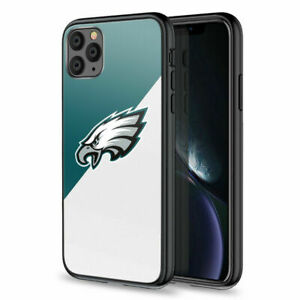 Philadelphia Eagles For iPhone 12/11/Pro/Max/XS/XR/X/8/7 Shockproof Case Covers