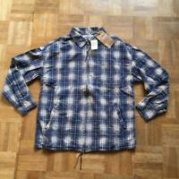 Remi Relief Check Jacket Size M